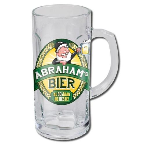 Paperdreams Bierglas - Bierpul - Abraham