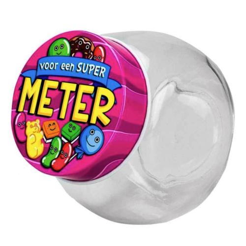Paperdreams Snoeppot - Meter - Klein