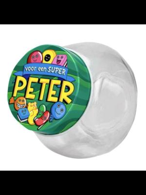 Paperdreams Snoeppot - Peter - Klein