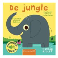 Boek - De jungle - Met geluid
