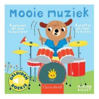 Boek - Mooie muziek - Met geluid