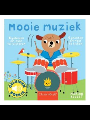 Clavis Boek - Mooie muziek - Met geluid