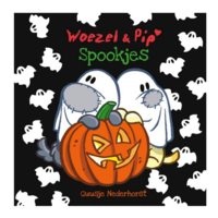 Boek - Woezel en Pip - Spookjes - 2+
