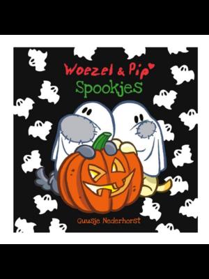 Leopold Boek - Woezel en Pip - Spookjes - 2+