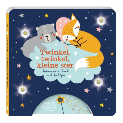 Imagebooks Boek - Twinkel, twinkel, kleine ster - Met licht