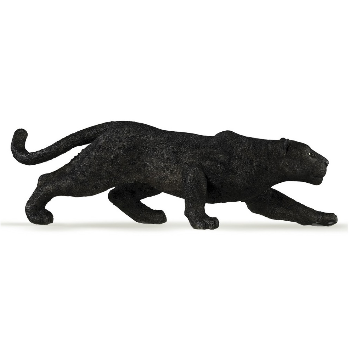 Papo Speelfiguur - Wilde dieren - Panter - Luipaard - Zwart