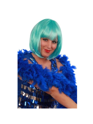 PartyXplosion Boa - Blauw - Dik - 180cm/75 gram