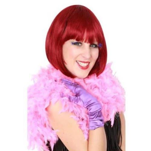 PartyXplosion Boa - Licht roze -180cm/50 gram