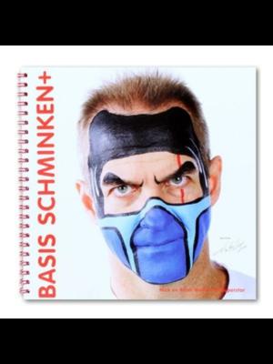 PartyXplosion Boek - Schminkboek - Basis schminken +