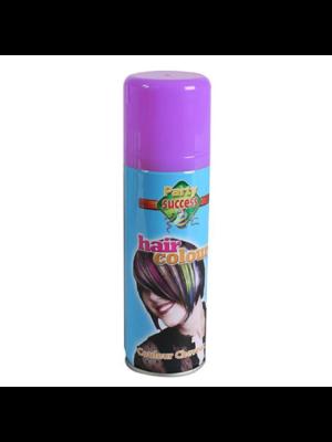 PartyXplosion Haarspray - Paars - 125ml