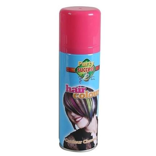 PartyXplosion Haarspray - Roze - 125ml