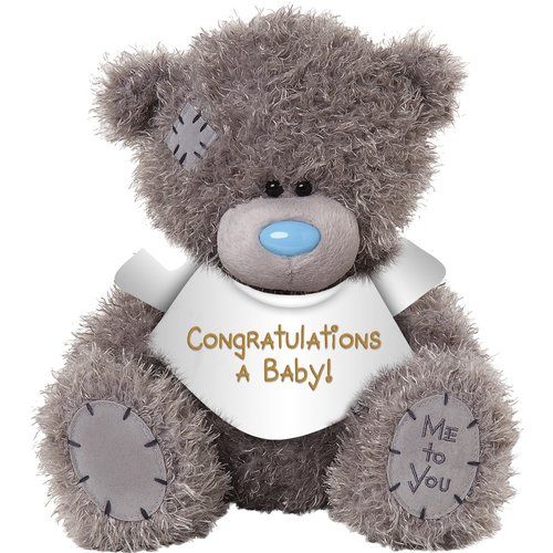 Me to You Knuffel - Beer - Congratulations a baby - 24cm