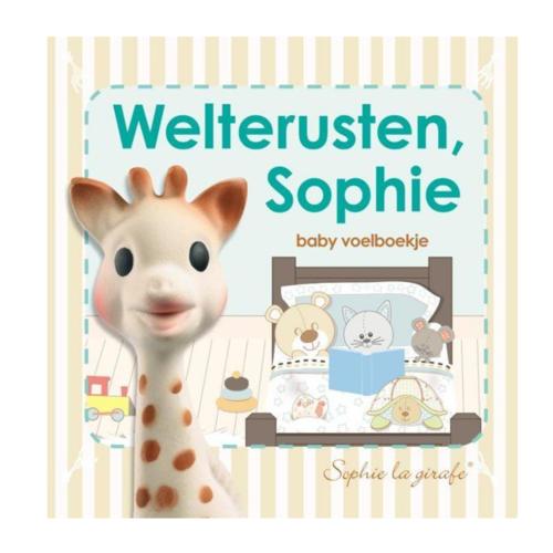 Veltman Boek - Baby voelboekje -  Welterusten Sophie