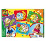 Knutselen - Ik leer mozaiumleken - 3+