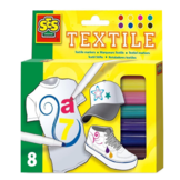 Stiften - Textielstiften - 8st. - in Textiel & Handwerken