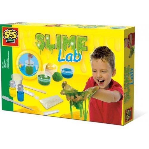 Experiment - Slime Lab - Zelf slijm maken