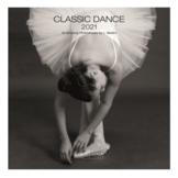 Kalender - 2021 - Klassieke dans - 30x30cm - in Kalenders