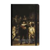 Week agenda - 2021 - Rembrandt - 12.7x17.9cm - in Agenda's