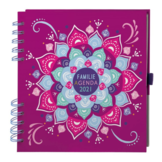 Familie Agenda -2021 - Folie - in Agenda's