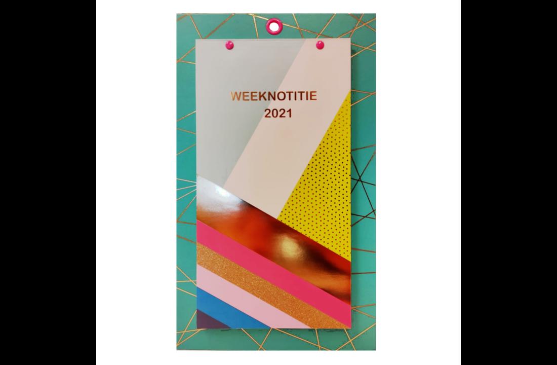Schmink Kalender 2021