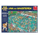 Puzzel - Jan van Haasteren - Hockey kampioenschap - 1000st.