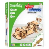 Constructieset - Stem wheels - Speedster - 6+