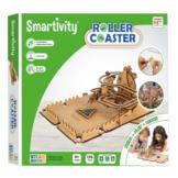 Constructieset - Knikkerbaan - Rollercoaster - 8+