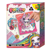 Diamond painting - Poopsie - 6+