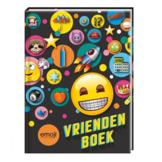 Boek - Vriendenboekje - Emoji - Zwart - in Dagboeken & Vriendenboekjes