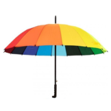 Paraplu - Regenboog - Voor volwassenen