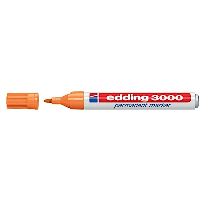 Stift - Permanent marker - 3000 - Oranje - in Schrijfwaren