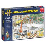 Puzzel - Jan van Haasteren - Bijna klaar - 1000st.
