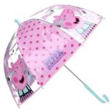 Paraplu - Peppa Pig - Voor kinderen - 73x61cm