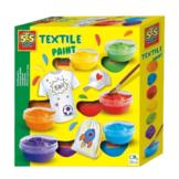 Textielverf - 6 kleuren - in Textiel & Handwerken