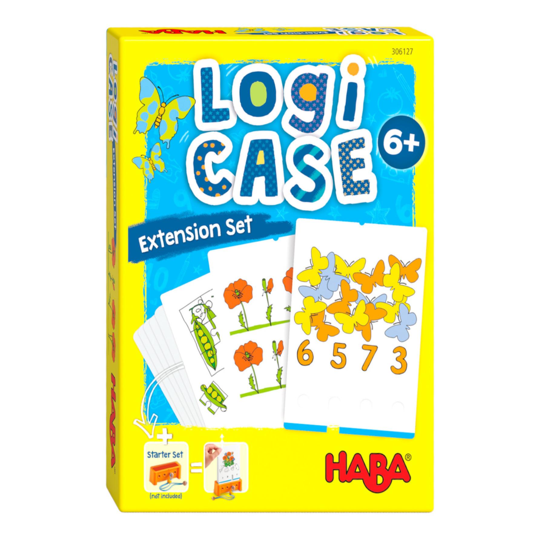 Spel - LogiCASE - Natuur - Uitbreidingsset - 6+