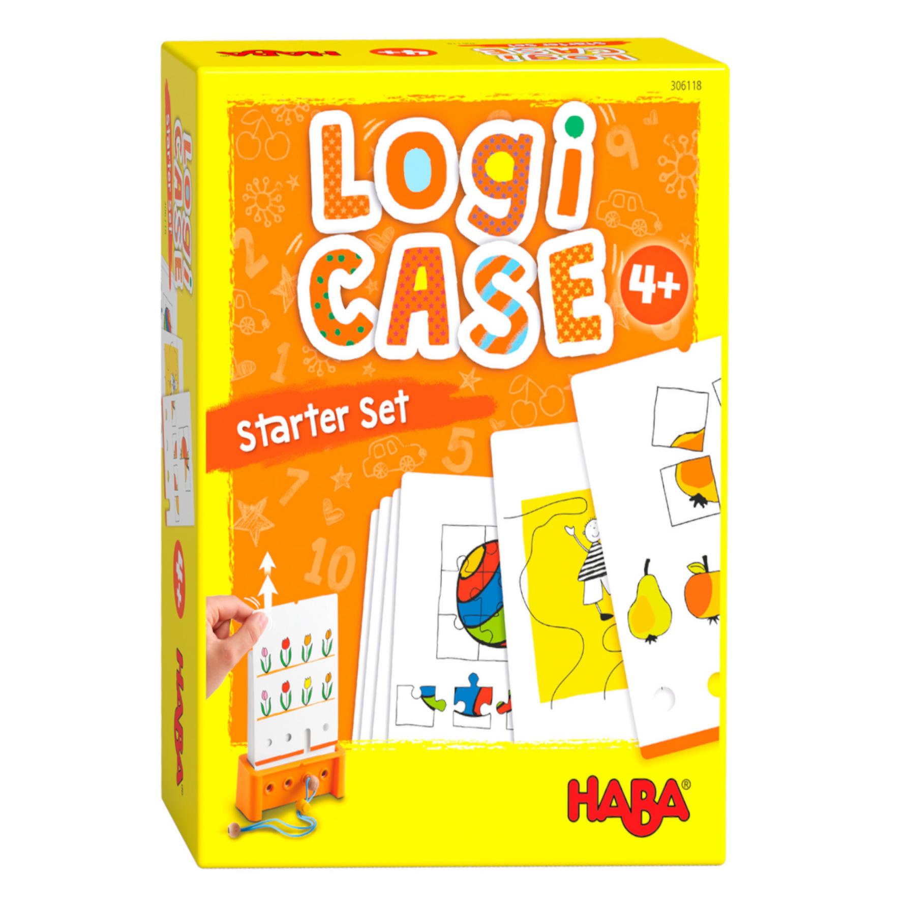 Spel - LogiCASE - Startersset - 4+