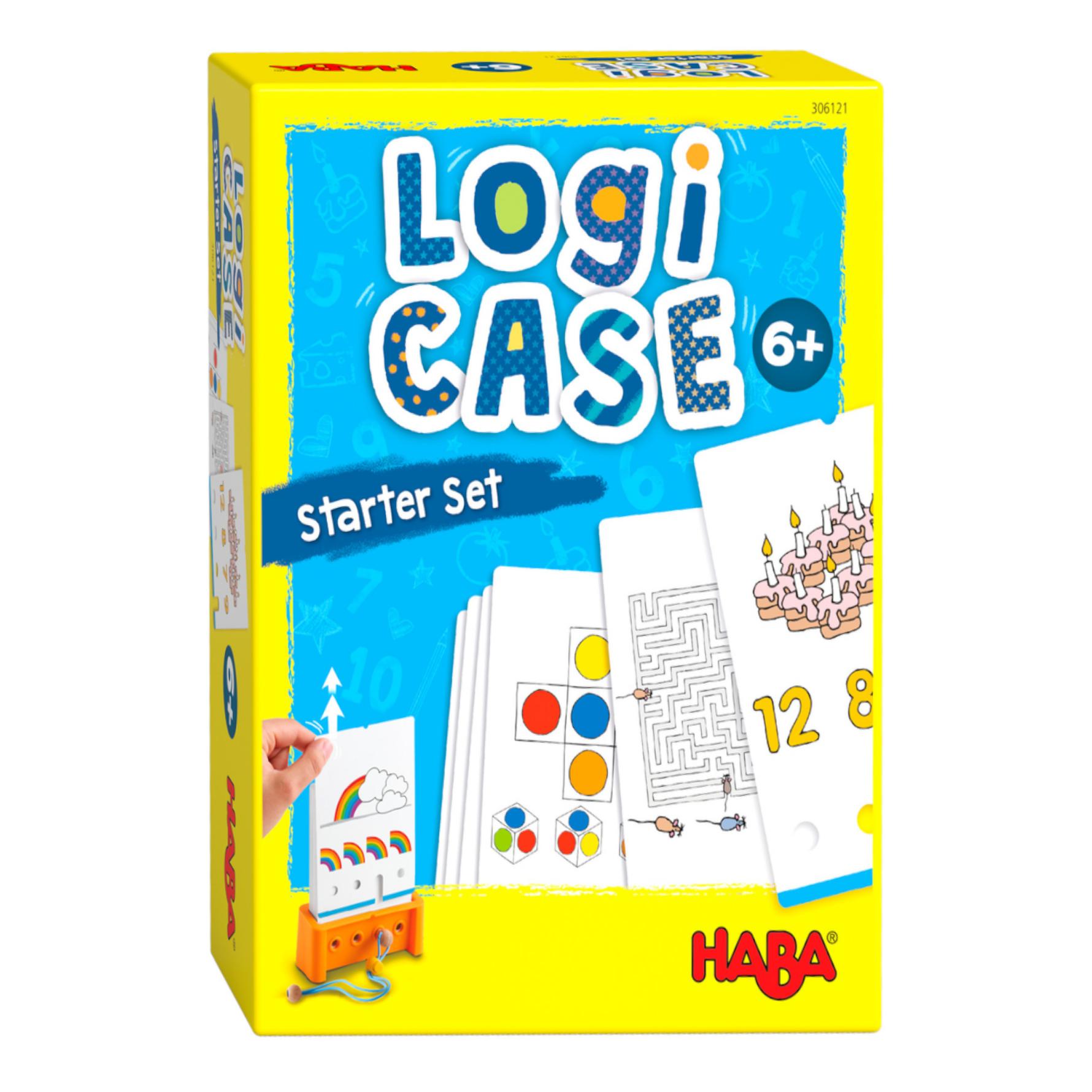 Spel - LogiCASE - Startersset - 6+