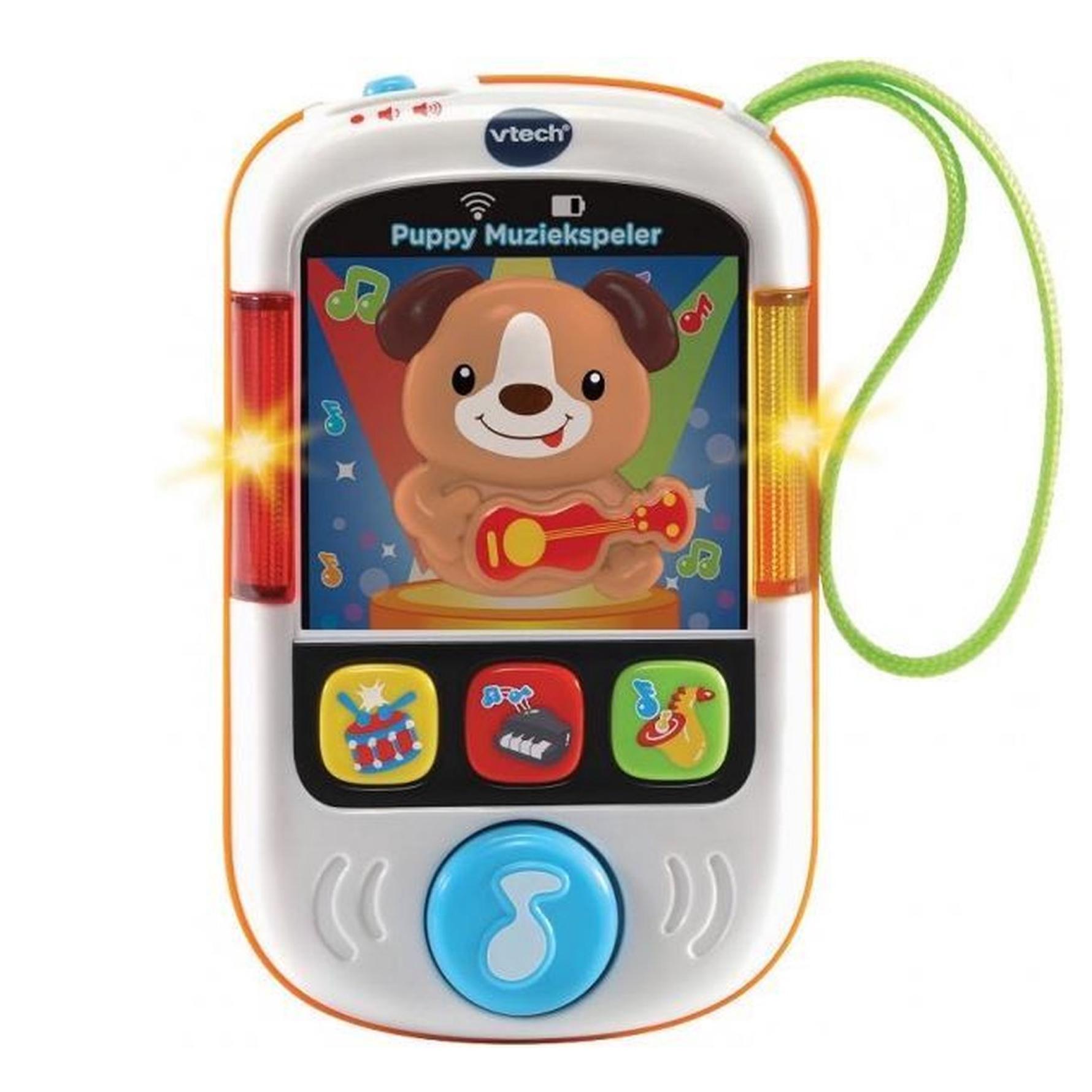 Muziekspeler - Puppy - in Zingen & Muziek
