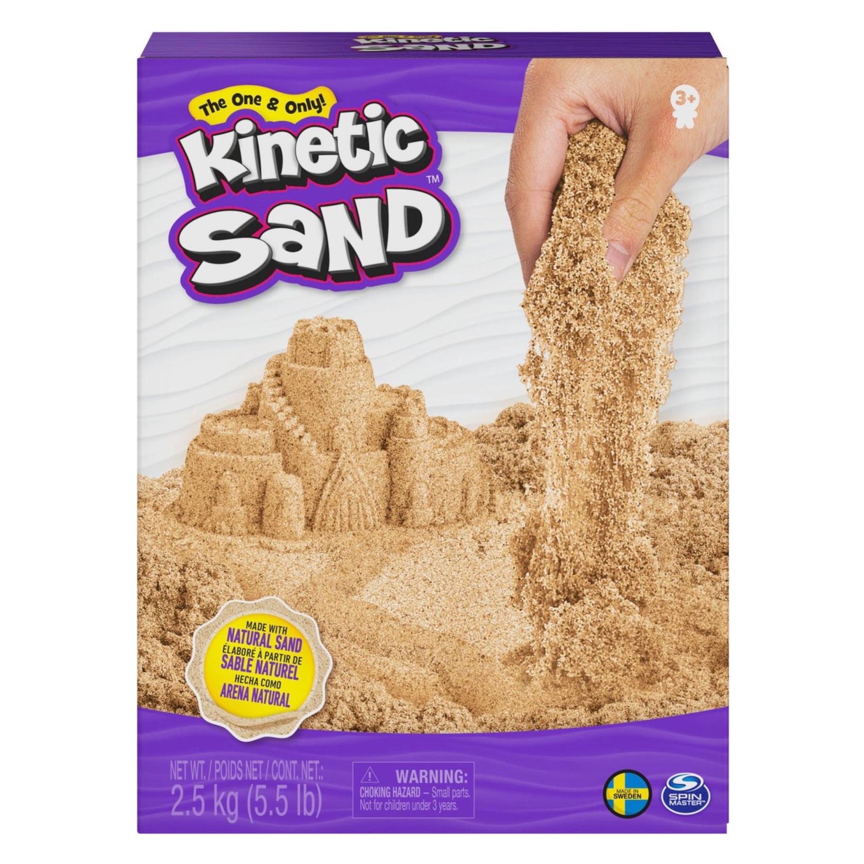 Speelzand - Kinetisch zand - 2,5kg
