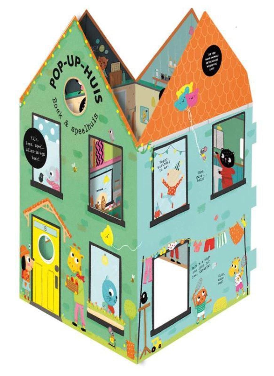 Imagebooks Boek - Pop-up-huis