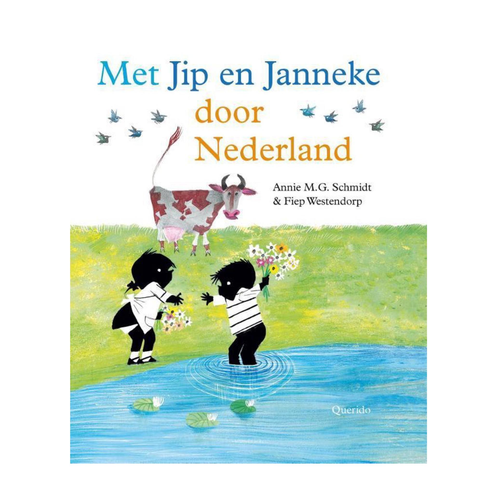 Querido Boek - Met Jip en Janneke door Nederland