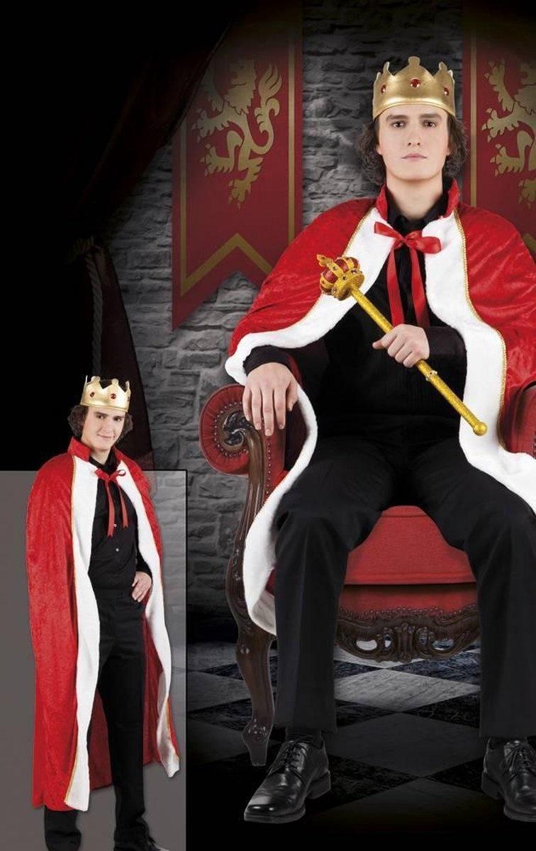 Kostuum - Koning - L/XL