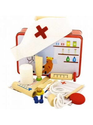 Simply for kids Simply for Kids - Dokterskoffertje - In blik