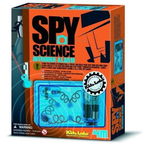 4M - Experimentenset - KidzLabs - Spion alarm