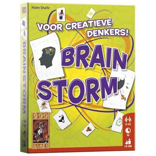 999 Games Kaartspel - Brainstorm - 12+