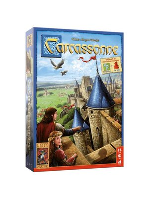 999 Games 999 Games - Carcassonne - 7+