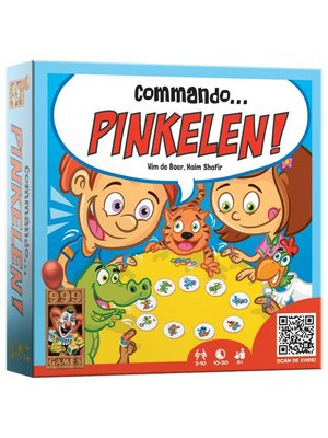 999 Games 999 Games - Commando pinkelen - 4+