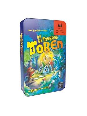 999 Games 999 Games - Bordspel - De betoverde toren tin - 5+