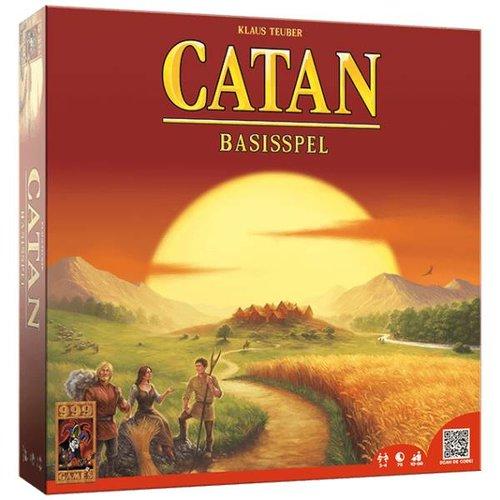 999 Games 999 Games - De kolonisten van Catan - 10+