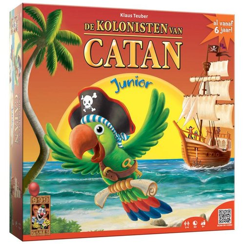 999 Games 999 Games - De kolonisten van Catan - Junior - 6+